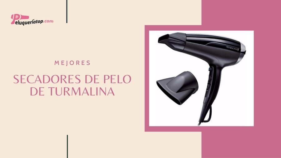 Mejores secadores de pelo de turmalina