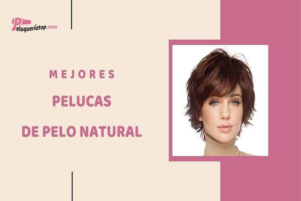 Mejores pelucas de pelo natural